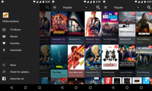 Free Cinema HD v1.3.3 APK Download
