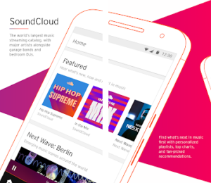 SoundCloud Music and Audio v2018 APK Download Free