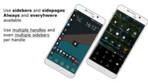 Everywhere Launcher Sidebar Edge Launcher v1.61 APK Download Free