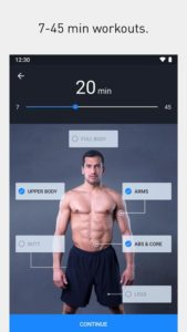 Download Runtastic Results Strength Training and Bodyweight v3.0.1 APK
