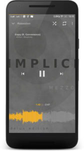Music Player Mezzo v2019.01.22 beta Download APK