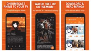 Download Crunchyroll Everything Anime v2.3.0 APK