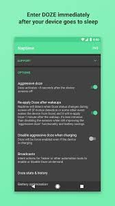 Download Naptime Boost your battery life APK Free