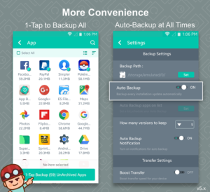 App / SMS / Contact - Backup Restore v6.7.8 Download APK