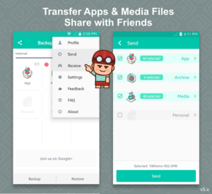 Download App / SMS / Contact - Backup Restore v6.7.8 APK