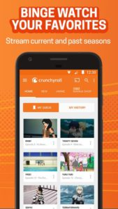 Crunchyroll Everything Anime v2.3.0 Download APK