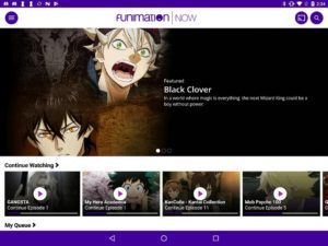 Free FunimationNow v1.2.3 APK Download