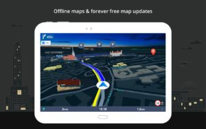 GPS Navigation & Offline Maps Sygic v17 7 1 APK Download