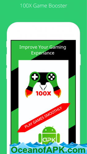 100X Game Booster Pro v1 0 [Paid] APK Free Download