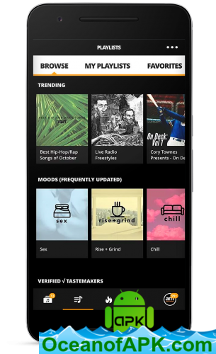 Audiomack - Download New Music v4 4 1 build 2904 [Unlocked] APK Free