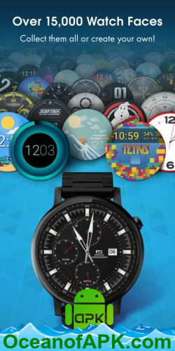 Facer Watch Faces v5 1 3_100660 [Subscribed] APK Free Download