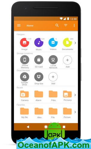 File Browser by Astro (File Manager) v7 3 0 APK Free