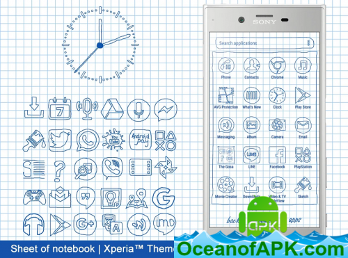 Sheet-of-notebook-Xperia™-Theme-icons-v3.0.001-Paid-APK-Free-Download-1-OceanofAPK.com_.png