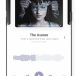 Stellio Player v5.6.2 [Premium Mod Vk + Mp3] APK Free Download