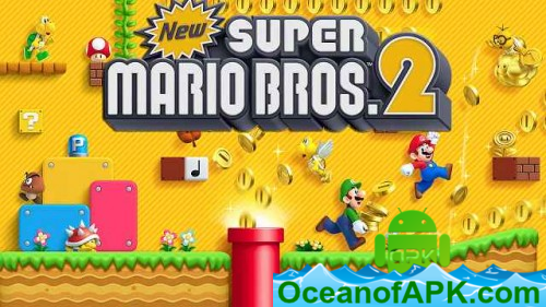 Super Mario 2 HD v1 0 (Mod) APK Free Download