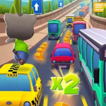 Talking Tom Gold Run v3.4.0.273 (Mod Money/Unlocked) APK Free Download