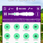 Voice Changer Sound Effects v1.2.3 [PRO] APK Free Download