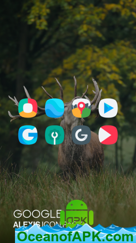 Alexis Icon Pack: Clean and Minimalistic v8 2 [Patched] APK