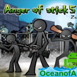 Anger of Stick 5 v1.1.7 (Mod Money) APK Free Download