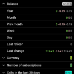 AnyBalance (balance on screen) v4.0.819 [Unlocked] fixed APK Free Download