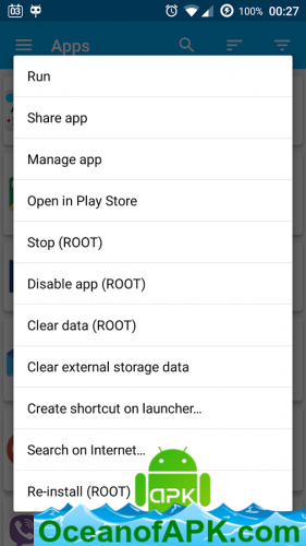 App Manager v4 35 [Donated] APK Free Download