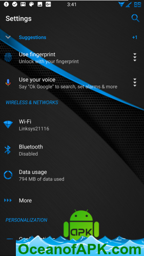 BigBlu Substratum Theme v28 5 [Patched] APK Free Download