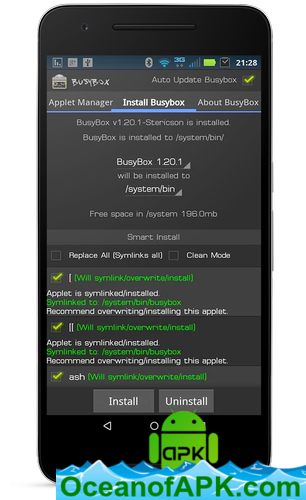 BusyBox Pro v70 [Final] [Paid] APK Free Download