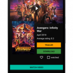 CINEMA HD 2.0.0 Beta 4 + code adfree APK Free Download