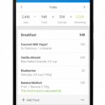 Calorie Counter – MyFitnessPal v19.3.5 [Subscribed] APK Free Download