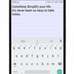 ColorNote Notepad Notes v4.1.0 APK Free Download