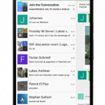 Conversations (Jabber XMPP) v2.5.0-beta+pcr [Beta-2] [Paid] APK Free Download