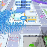 Crowd City v1.2.8 (Unlocked) APK Free Download