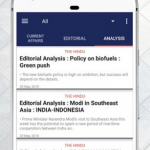 Daily Editorial – Vocabulary & Current affairs v1.4.5 [Pro] APK Free Download