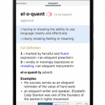 Dictionary – M-W Premium v4.3.2 [Patched] APK Free Download