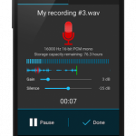 Easy Voice Recorder Pro v2.6.1 build 11103 [Patched] APK Free Download