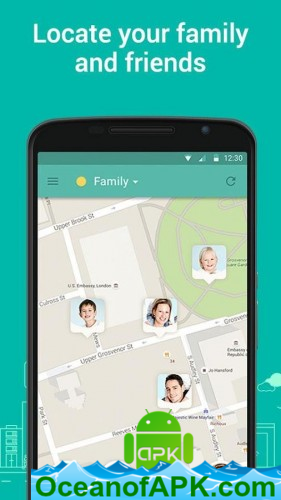 Family GPS Locator by GeoZilla v5 7 36 [Premium] APK Free Download