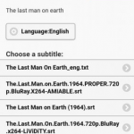 Get Subtitles v9.9 [Unlocked] APK Free Download