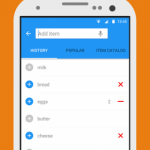 Grocery Shopping List – Listonic v6.20.0 [Premium] APK Free Download