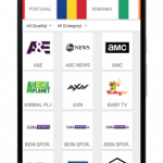 HD Streamz : Stream live TV, Radio v3.1.5 [Mod] APK Free Download