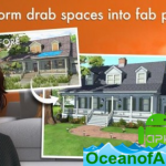 Home Design Makeover v2.0.7g (Mod Money) APK Free Download