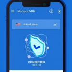 Hotspot VPN – Free Unlimited Fast Proxy VPN v1.0.8 [VIP] APK Free Download