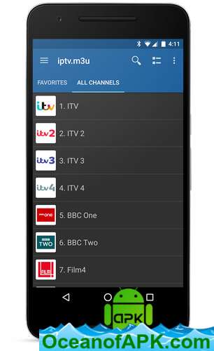 IPTV Pro v5 0 3 [Patched] APK Free Download