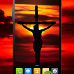 Jesus on the cross Pro Live Wallpaper v1.1.0 build 5 [Paid] APK Free Download
