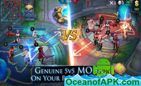 Mobile Legends: Bang Bang v1.3.37.349.2 (Radar Hacked) APK Free
