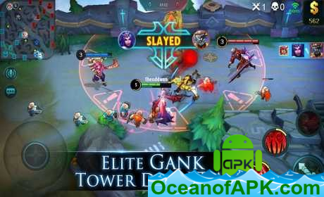 Mobile Legends: Bang Bang v1 3 37 349 2 (Radar Hacked) APK Free Download