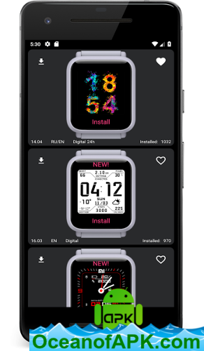 My WatchFace for Amazfit Bip v3 1 2 [Paid] APK Free Download