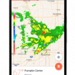 NOAA Weather Radar & Alerts v1.24 [Unlocked] APK Free Download