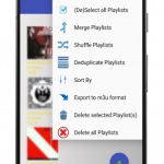 New Playlist Manager v2.59 [Paid] APK Free Download