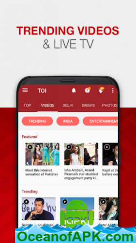 News by The Times of India Newspaper v5 2 8 0 [AdFree] APK Free Download