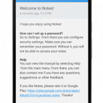 Notes v8.4.6 [Donate] APK Free Download